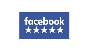 Facebook 5 Star Logo
