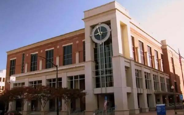 Marietta Courthouse